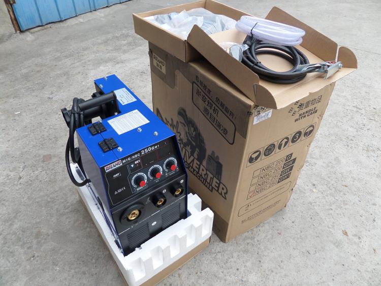 瑞凌一体式co2/mag气体保护焊机,nbc250gw1