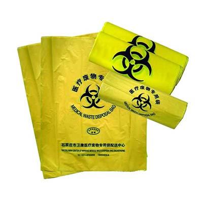 科研废物垃圾袋,58*70cm,单面2.5s,100个/卷