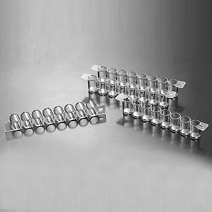 酶标条,8孔,高结合力酶标条,300-400ng/cm2,60条/包,2400条/箱