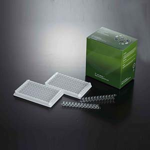 血清稀释板,96孔,可拆板,配8孔条,10块/盒,200块/箱