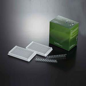 血清稀释板,48孔,可拆板,配12孔条,20块/盒,400块/箱