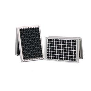 发光板,96孔,可拆,黑色,配8孔条,10块/盒,200块/箱