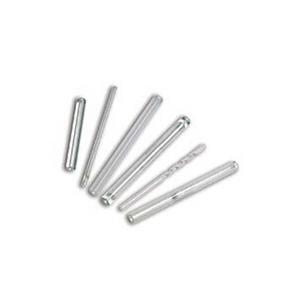 耗材,CrossLab Ultra Inert liner, 3.4mm ID w/frit, gooseneck, 5/pk, V-B