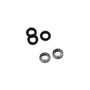 用于岛津的安捷伦衬管 O 形圈,不粘连氟橡胶,类似于 Shimadzu 036-11203-84,10/包