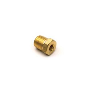 转接头,1/8-1/8 英寸,外螺纹到内螺纹,黄铜