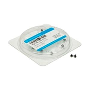 密封墊圈,0.4 mm 內徑,石墨,適用于 0.05 至 0.25 mm 色譜柱,10/包