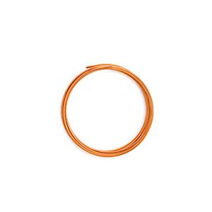 銅管,1/8 英寸外徑 × 2.1 mm 內徑,12 英尺