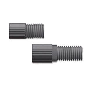 黑色比色皿接头工具包,连接管线与流通池,与 Agilent 8453 紫外吸液系统配套使用