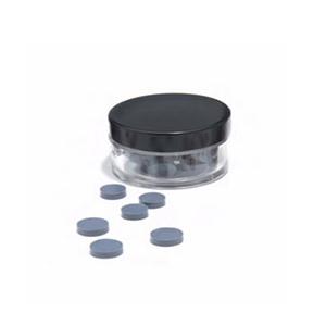 进样口隔垫,通用,灰色,3/8 英寸,100/包,用于 5700 系列和 5830/40 气相色谱仪