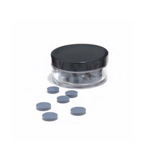 进样口隔垫,通用,灰色,11 mm,100/包,用于 5880、5890、4890、6850、6890、7890 气相色谱仪