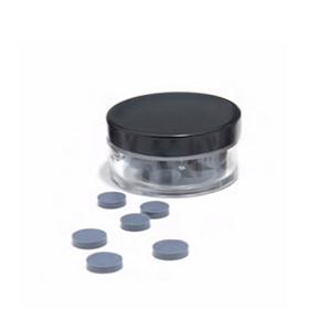 进样口隔垫,通用,灰色,5 mm,通孔,25/包,用于柱头进样口,自动或手动进样