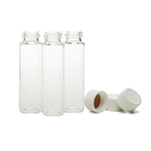 存储瓶套件,4 mL,15*45透明样品瓶,13-425瓶盖