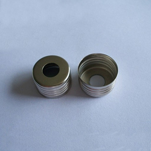 瓶蓋, screw for 40 mL, for Archon purge and trap. 瓶蓋尺寸: 18 mm