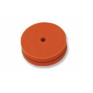 流失性与温度经过优化 (BTO) 的不粘连进样口隔垫,11 mm,50/包,用于 5880、5890、4890、6850、6890、7890 气相色谱仪
