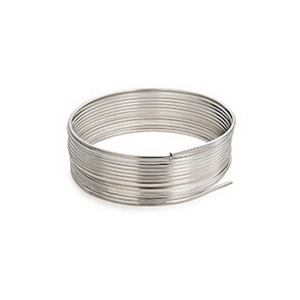 不锈钢管,1/8 英寸外径 × 2.1 mm 内径,20 英尺