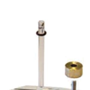用于瓦里安/布鲁克的安捷伦衬管,超高惰性,4 mm 内径,不分流,单细径锥,5/包