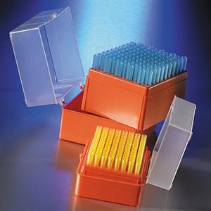 200ul吸头,适配康宁移液器,盒装,黄色,灭菌,96个/包
