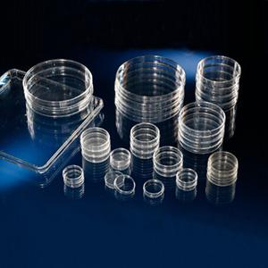 培养皿NunclonTM△,聚苯乙烯,带盖,已灭菌,规格60*15,未经Nunclon Delta表面处理