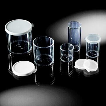 Nunc标准容器,聚苯乙烯,非无菌,总容量,50ml