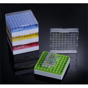 彩色PC冷藏盒,2英寸,81格,5个/袋,4袋/箱
