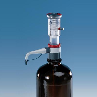 BRAND seripettor® 瓶口分液器,2.5-25ml