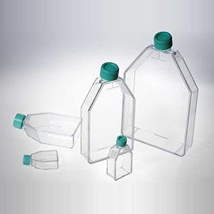洁特一次性细胞培养瓶,250ml,灭菌,标准型,滤膜盖,5个/包,100个/箱