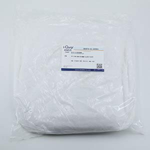 无纺布圆帽,白色,21英寸,100个/包