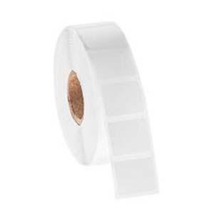 耐化学腐蚀标签,PET,18×18mm,每卷1000个标签,6卷/箱