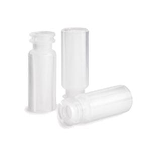 样品瓶250μl,1000个/包,聚丙烯,钳口/卡口,样品瓶规格:12 × 32 mm(11 mm 瓶盖)