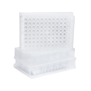 耗材,96 well plate 0.5mL polypropylene 56pk