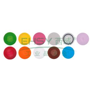 AXYGEN螺旋冻存管盖,彩色,500个/包