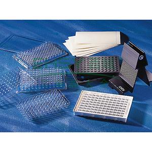 96孔板,透明,平底,高结合表面,未灭菌,酶标板,散装,25个/包