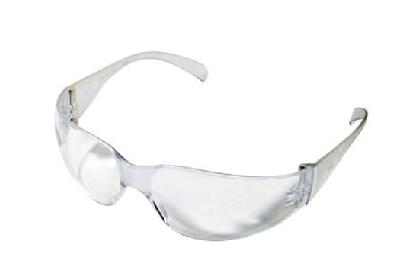 3m 11228 经济型轻便防护眼镜,透明镜片