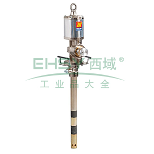 迈陆博/meclube 011-1275-074 75:1气动黄油桶泵