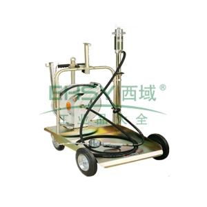 Lube WORKS 10265330 可移动黄油桶泵组套