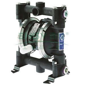 """固瑞克/GRACO D54311 3/4""""金属壳体气动隔膜泵"""