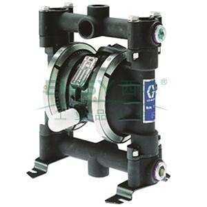 """固瑞克/GRACO D53211 3/4""""金属壳体气动隔膜泵"""