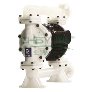 """固瑞克/GRACO 649034 1""""非金属壳体气动隔膜泵"""
