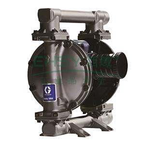 """固瑞克/GRACO 647075 1""""金属壳体气动隔膜泵"""