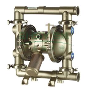 """固瑞克/GRACO FD1111 1""""金属壳体气动隔膜泵,FDA认证"""