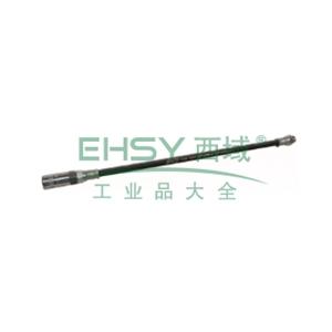 MATO 3256203 RH-30C黄油橡胶软管300mm,平油嘴,螺纹M10x1,耐冲压1650bar