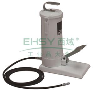 MATO 3386009 经济型脚踏黄油泵,带2m高压胶管和四爪平油嘴