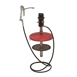 MATO 3410636 55:1黄油泵组套,用于18/20kg油桶,桶内径285-305mm,带加注枪