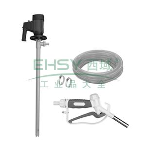 FLUIDWORKS FL-HD-SS304-H-AS 电动插桶泵