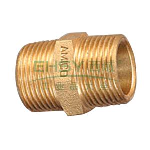 埃美柯/AMICO 681-15 黄铜外螺纹接头