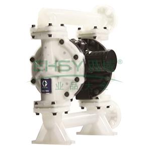 """固瑞克/Graco 647158 1""""非金属壳体气动隔膜泵"""
