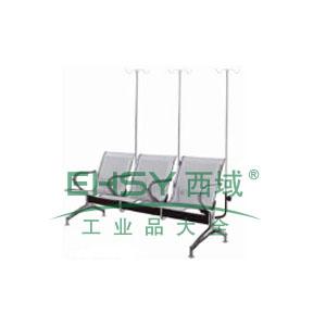 金属等候椅,3人位1900*680*880(散件不含安装)