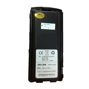 欧标锂离子电池,AB-L1280标称容量 1200mAh  适配欧标A-30