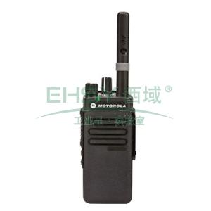 数字无线对讲机,IP55防护标准,PMNN4415 普通镍氢电池1300mAH,16信道(如需调频,请告知)