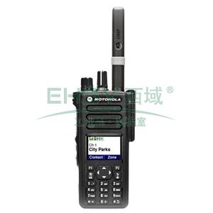 数字无线对讲机,IP57防护标准,PMNN4407 IMPRES智能锂电池1500mAH,1000信道,GPS(如需调频,请告知)